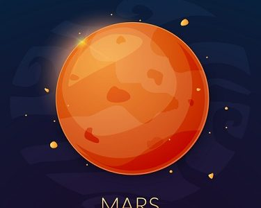 All Mars Planet Facts in Astrology