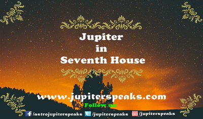 jupiter in 7th house