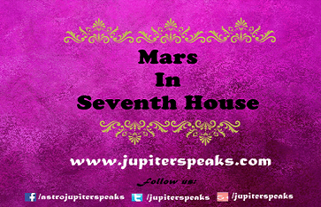 Sun in the 7th house vedic astrology birth chart