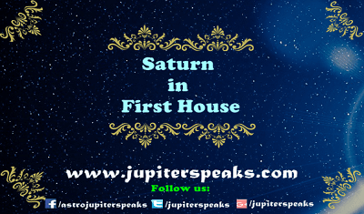 saturn in 1st house