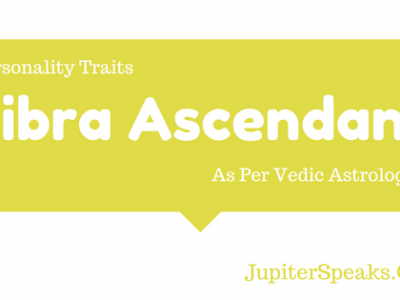 Libra Ascendant Vedic Astrology