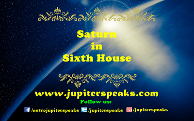 7 Real Effects of Saturn in 6th House in Horoscope | Saturn