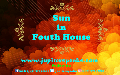 Sun in 4th House