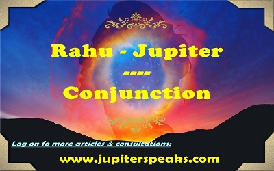 8 Fabulous Results Jupiter Rahu Conjunction | Guru Chandal Yoga