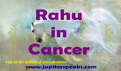 Rahu in Cancer