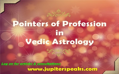 profession by astrology