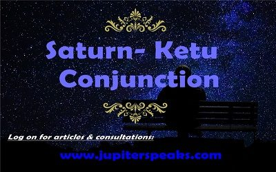 Conjunction of Saturn & Ketu