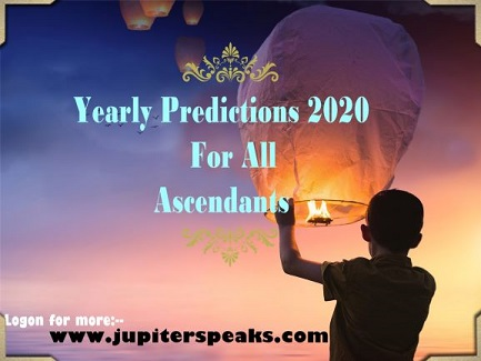 Yearly Predictions 2020