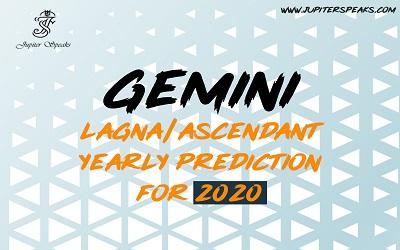 Gemini Ascendant 2020